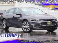 Options:  2016 Chevrolet Malibu Premier|Gray|19