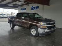 CARFAX One-Owner. Clean CARFAX. Bronze 2016 Chevrolet