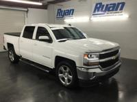 CARFAX One-Owner. Summit White 2016 Chevrolet Silverado