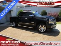 This 2016 Chevrolet Silverado 1500 High Country in