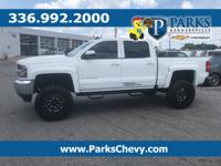 LIFTED !! Parks Chevrolet Kernersville! This vehicle