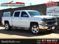 CLEAN LOADED UP LTZ CREWCAB 4WD!!! LEATHER SEATS,