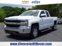 "Welcome to Chevrolet of Dover. Home of the ""Lifetime"