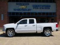 2016 Chevrolet Silverado 1500 Summit White LTZ 1LZ 4WD