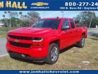 Options:  2016 Chevrolet Silverado 1500 Custom|Miles: