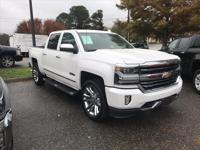 Options:  2016 Chevrolet Silverado 1500 High