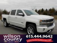 2016 Chevrolet Silverado 1500 High Country EcoTec3 6.2L