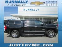 CARFAX One-Owner. Clean CARFAX. Black 2016 Chevrolet