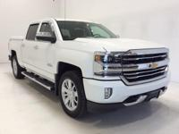 Options:  2016 Chevrolet Silverado 1500 High