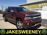Meet our GM Certified 2016 Chevrolet Silverado. This