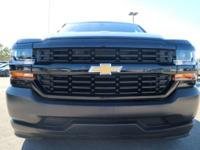 Options:  2016 Chevrolet Silverado 1500 Double