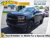 Take command of the road with this 2016 Chevrolet