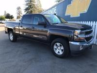 Options:  2016 Chevrolet Silverado 1500 2Wd Crew Cab