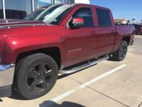 Options:  2016 Chevrolet Silverado 1500 Lt
