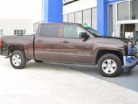 LT trim. EPA 24 MPG Hwy/18 MPG City! CARFAX 1-Owner,