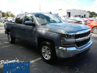 Introducing the 2016 Chevrolet Silverado 1500! There is