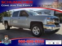 Options:  2016 Chevrolet Silverado 1500 Lt 1Lt All