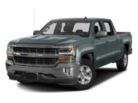 2016CARFAX One-Owner.ChevroletSilverado 1500Gray6-Speed