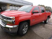 Check out this gently-used 2016 Chevrolet Silverado