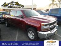 Options:  2016 Chevrolet Silverado 1500 Lt|Siren