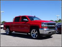 Options:  2016 Chevrolet Silverado 1500 Lt W/1Lt|Miles: