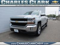 This 2016 Chevrolet Silverado 1500 LT is complete with
