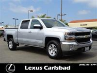 ONE OWNER - CLEAN CARFAX, SILVERADO 1500 LT, and ONLY
