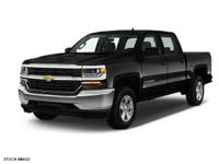 2016 Chevrolet Silverado Crew Cab 1500 LT with Leather