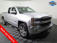 2016 Chevrolet Silverado 1500 LT LT1 Double Cab with a