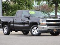 One Owner Carfax. Silverado 1500 LT LT1, 4D Double Cab,