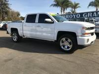 Options:  2016 Chevrolet Silverado 1500 4Wd Crew Cab