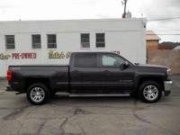 2016 Chevrolet Silverado 1500 LT V8 6-Speed Automatic