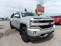 Options:  2016 Chevrolet Silverado 1500 Z71 Package!