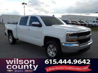 2016 Chevrolet Silverado 1500 LT V8 Summit White