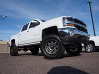Options:  2016 Chevrolet Silverado 1500 Lt 4X4 Lt 4Dr