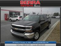 Crew Cab! Flex Fuel! Are you looking for a great value