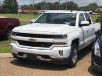 Options:  2016 Chevrolet Silverado 1500 Lt|White/|V8