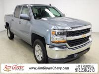 2016 Chevrolet Silverado 1500 LT in Slate Gray Metallic