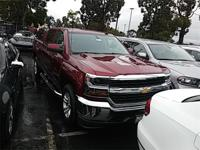 4WD. Crew Cab! Your lucky day! This 2016 Silverado 1500