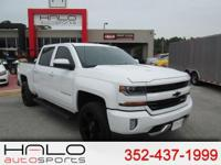 2016 CHEVROLET SILVERADO CREW CAB Z71 4X4 PICK UP TRUCK