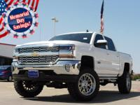 2016 Chevrolet Silverado 1500 LT1 Summit White 6-Speed