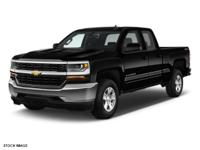 Options:  2016 Chevrolet Silverado 1500 Lt|4X4 Lt 4Dr