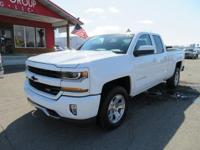 Options:  2016 Chevrolet Silverado 1500 Our 2016
