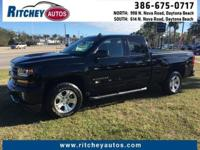 CERTIFIED PRE-OWNED CHEVY SILVERADO 1500 LT 4WD**CLEAN