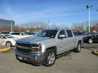 CARFAX One-Owner. Clean CARFAX. Silver 2016 Chevrolet
