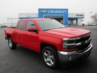 New Price! CARFAX One-Owner. Clean CARFAX. Red 2016
