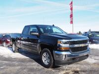 This 2016 Chevrolet Silverado 1500 is complete with