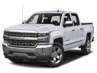 Options:  2016 Chevrolet Silverado 1500 Ltz