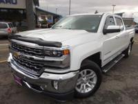 Options:  2016 Chevrolet Silverado 1500 Ltz|Priced