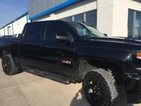 Options:  2016 Chevrolet Silverado 1500 Ltz|Leather
